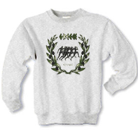 Olive Branches and Marathon Runners Children's Sweatshirt 10016B
