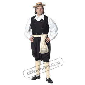 Eptanisa Boy Costume for ages 6-14 Style 227203