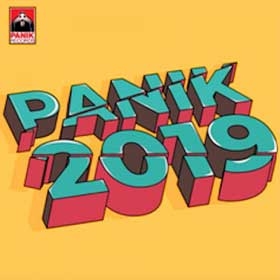 Panic 2019, 2-CD Collection of Greek music hits