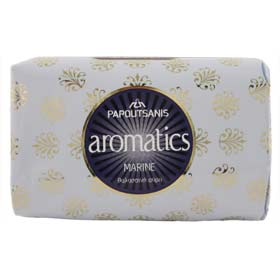 Papoutsanis Luxury Greek Soap Marine 125g