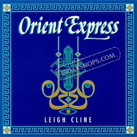 Orient Express, Instrumental Greek & Black Sea Sounds , Leigh Cline Special 50% off