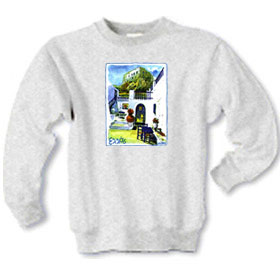 Greek Islands Children's Swaetshirt 66B