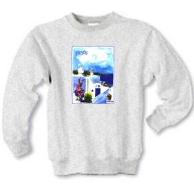 Greek Islands Children's Sweatshirt 67B