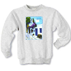 Greek Islands Children's Sweatshirt 69B