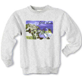 Greeek Islands Children's Sweatshirt Style 70b