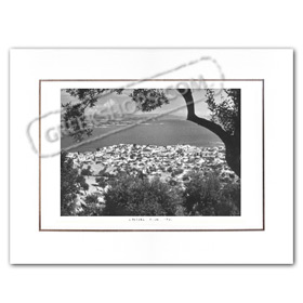 Vintage Greek City Photos Attica - Saronic Gulf Islands, Spetses (1960)