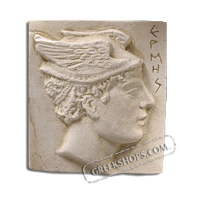 Ancient Greek Hermes Magnet