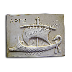 Ancient Greek Argo Magnet