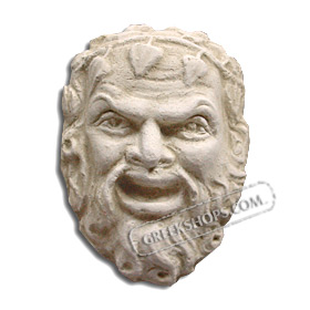 Ancient Greek Satyr Magnet