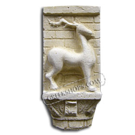 Ancient Greek Deer Magnet