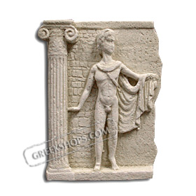 Ancient Greek Apollo Magnet