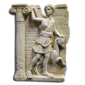 Ancient Greek Artemis Magnet