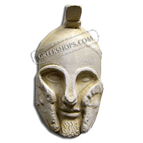 Ancient Greek Leonidas Magnet