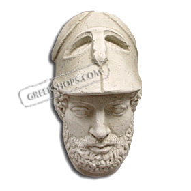 Ancient Greek Pericles Magnet
