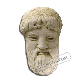 Ancient Greek Poseidon Magnet