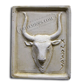 Ancient Greek Bull of Cnossos Magnet