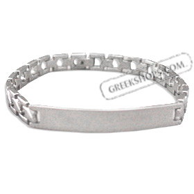 Stainless Steel Bracelet with Box Clasp (8mm)