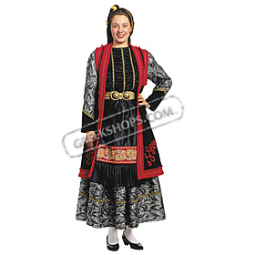 Zitsa Epirus Costume for Women Style 641018
