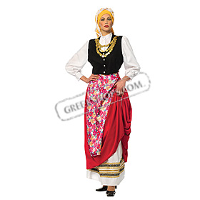 Kefalonia Costume for Women Style 641036