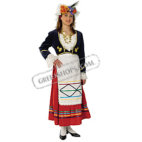 Corfu Costume for Women Style 641039