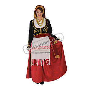 Crete Costume for Women Style 641048