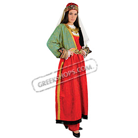 North Aegean Costume for Women Style 641069