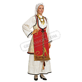 Sterea Hellas Costume for Women Style 641087