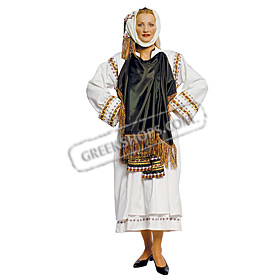 Chios Pirgi Costume for Women Style 641090