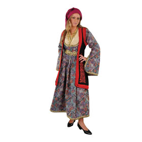 Epirus Embroidered Costume for Women Style 641093*