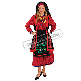 Zagori Costume for Women Style 641102
