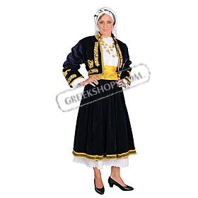 Cyclades Costume for Women Style 641111