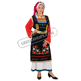 Thrace Costume for Women Style 641123