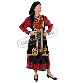 Vlach Costume for Women Style 641129