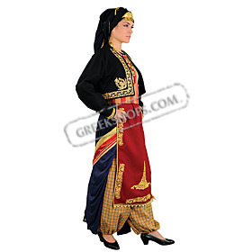 Kapadokia Costume for Women Style 641156