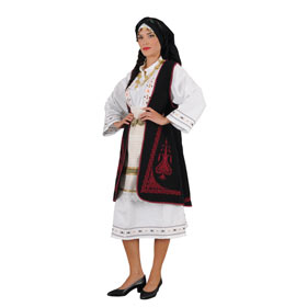 Souliotisa Costume for Women Style 641229