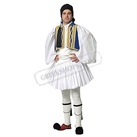 Evzonas Costume for Men Style 642005