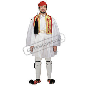 Evzonas Costume for Men Style 642008