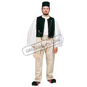 Epirus Costume for Men Style 642020