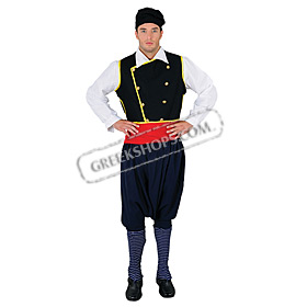 Kefalonia Costume for Men Style 642026
