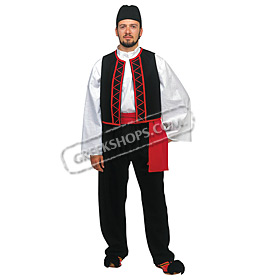 Sarakatsanos Costume for Men Style 642050