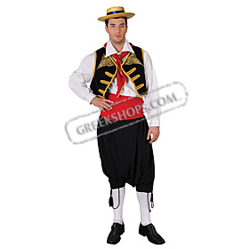 Corfu Costume for Men Style 642089
