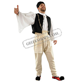 Epirus Embroidered Costume for Men Style 642098