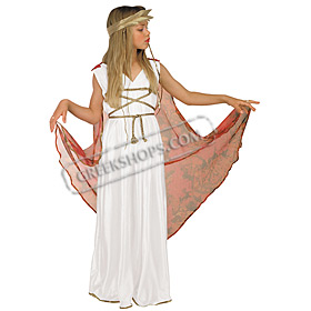 Ancient Greek Costume for Girls Size 6-14 Style 643015