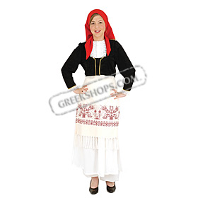 Crete Costume for Girls Size 6-14 Style 643063