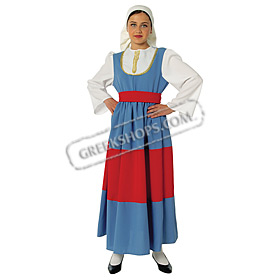Maniatisa Costume for Girls Style 643069