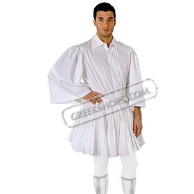 Fustanella with 400 Pleats for Men's Costume