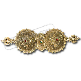 Traditional Greek Belt Buckle Style 647802