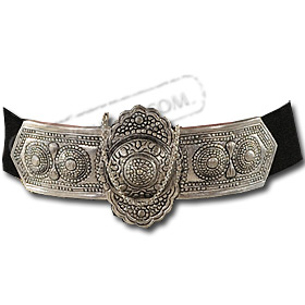 Traditional Greek Belt Buckle Style 647805