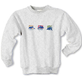 GREECE Dolphins Childrens Sweatshirt 405b