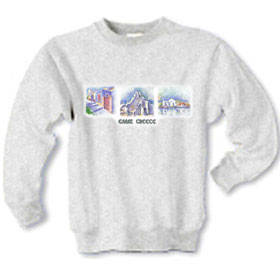 Greek Island Hellas Greece Children's Sweatshirt 137B_2006
